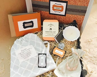 Thankful {Bride} Box {T&T Blush Tulum bracelet}