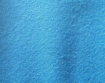 Designtex Upholstery Fabric Pigment Blue Wool - 1.625 yards - G80