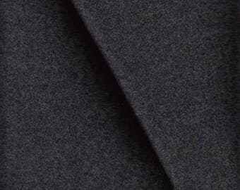 Maharam Upholstery Fabric Kvadrat Divina Dark Gray Wool 2.625 yards (QP)