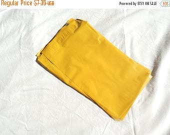 On Sale 100 Yellow 6x9 Poly Mailer Envelopes, 6x9 Flat Self Sealing Poly Mailing Flat Plastic Shipping Bag Mailers