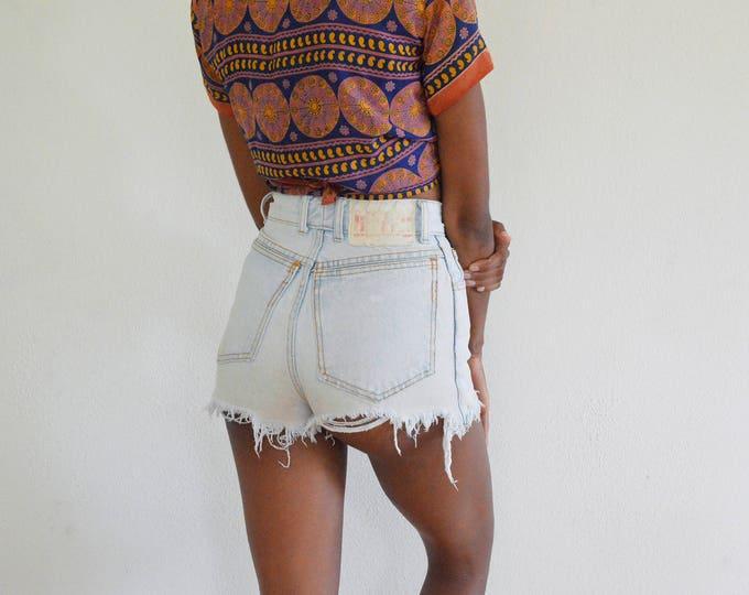 BONGO Jeans Shorts