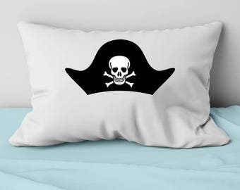 Pirate Hat Bedtime Pillow