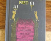 A Ghost Named Fred by Nathaniel Benchley, pictures by Ben Shecter p.1968 An I Can Read mystery Vintage Children's Weekly Reader Book