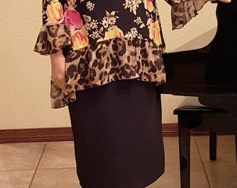 """Ladies """"PREMIUM"""" Modest Pencil Skirt Knit Collection ~ Modest Skirt, Women's Skirt, Knit Skirts, Modest Clothing ~ Made to order"""