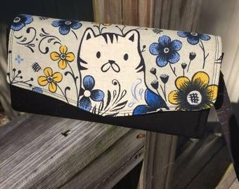 Kitty Necessary Clutch Wallet
