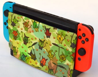 Spirits of the forest - Nintendo Switch dock cover / dock sock