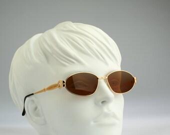 Anteprima Mod Ambra Col 1 / Vintage sunglasses / NOS / 90s rare and unique designer eyewear
