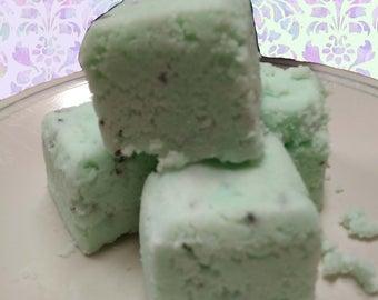Sugar Scrub Soap Cubes