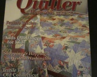 Quilter Magazine, The June 2004