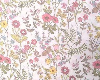 Lola Weisselberg A - Liberty London tana lawn fabric