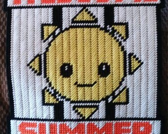 Welcome Summer Wall Hanging