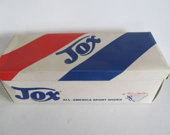 Vintage Jox Sneaker Shoe Box Only 60s Shoe Box Storage