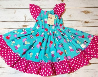 Peppa Pig Character Dress