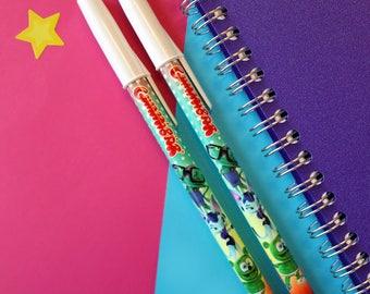 Gummibär & Friends The Gummy Bear Show Pen ~ Set of 2