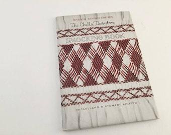 Smocking Pattern, Smocking Book, Smocking Tutorial, Learn to Smock, Smocking How-To, Chella Thornton, Smocking Dresses, Smocking Projects