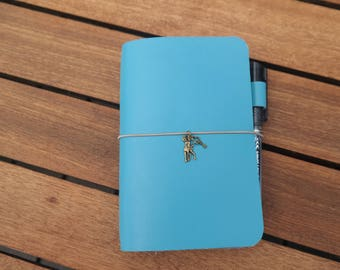 Midori/Fauxdori Travelers notebook fn size synthetic leather