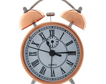 "Alarm ""Roman numerals"" (brass)"