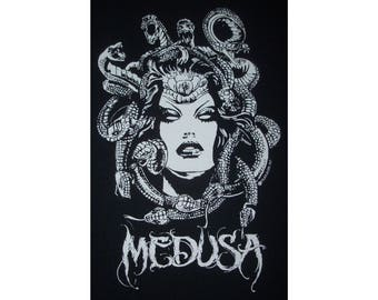 Medusa Chief of the Gorgons T-Shirt WH
