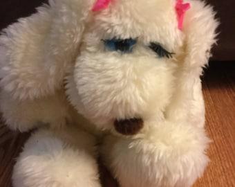 FiFi La Femme dog plush 1980s