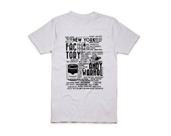 The Factory Regular Unisex Tshirt