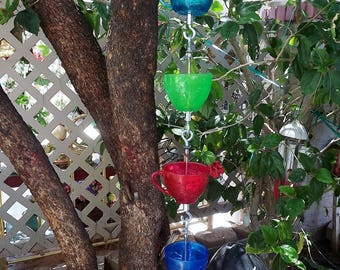 Recycled glass Ant Moat for Ant Prevention in Fruit, seed & Hummingbird feeders