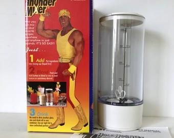 Hulk Hogan Thunder Mixer awesomeness