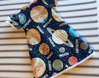 Solar System Dress/Space/American Girl Clothes/Our Generation Doll