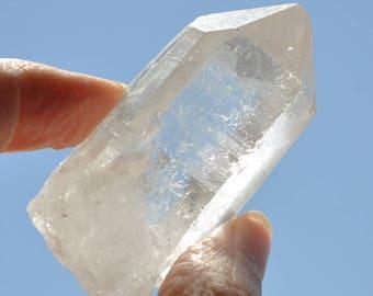 Aquarian Master Maker Manifestation quartz Metaphysical crystal 57 gr (0289) Wholeness