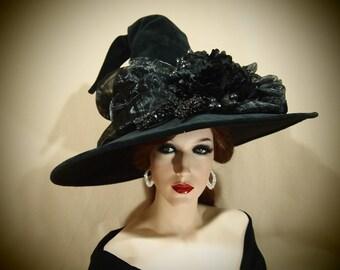 """Witch Hat """"Darkest Heart"""""""