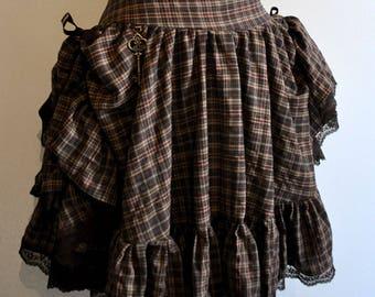 Skirt short vadrouilleuse Steampunk