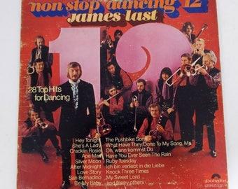Non Stop Dancing 12 James Last Vinyl LP Record 2371141