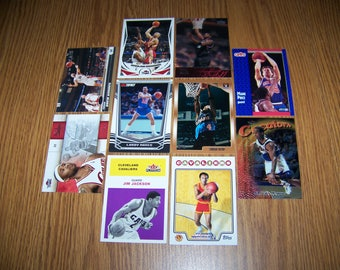 50 Cleveland Cavaliers Basketball Cards