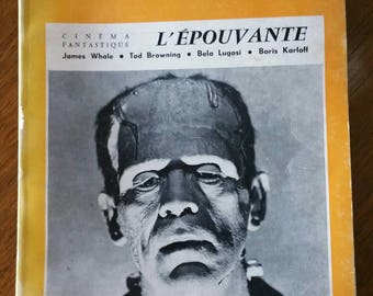 Bizarre, cinema fantastique. January 1st 1962 issue 24/25