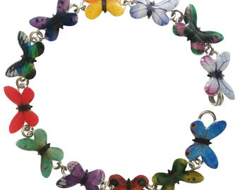 Bracciale farfalle 02