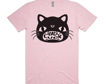 Bad Luck Cat Shirt