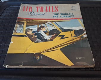 Air Trails May 1946 Piper Cub