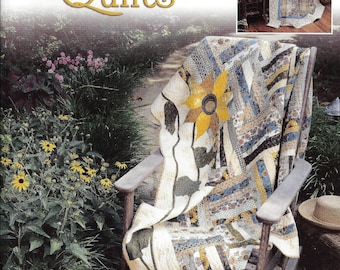 Country Bouquet Quilts Pattern Book