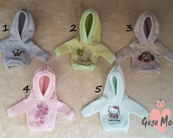 Little Ted hoodies