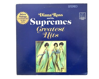Diana Ross and the Supremes Greatest Hits / Vintage Vinyl