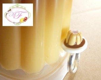 Ring flank vanilla and Caramel