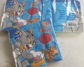 20 Paper napkins ''Tom and Jerry Sweet'' -2ply party napkins/paper napkins/craft supplies/decoupage/birthday/made in Italy.