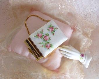 Marhill Carryall Pink Roses