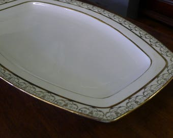 Hutschenreuther Selb china meat platter - Bavaria