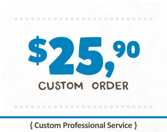 Custom Design - Graphic Designer - Graphic Design - Graphic Design Services - Custom Item