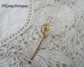 Antique stick pin 1910 for the collector