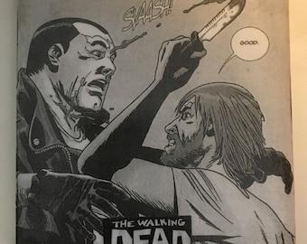 The Walking Dead Coasters (Negan)