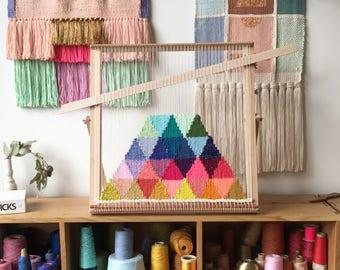 HOBART beginners weaving Class Saturday December 2nd 11-2pm!