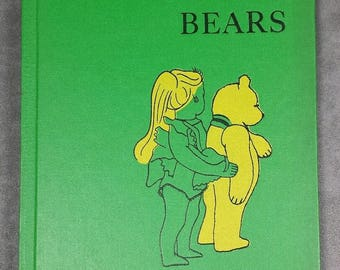 First Edition Holiday for Edith and the Bears Dare Wright 1958 Book Vintage Rare