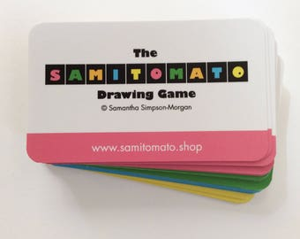 3 x drawing games for kids!