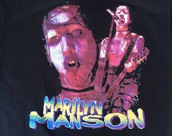 Marilyn Manson Bootleg Hoodie